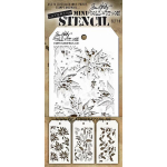 TIM HOLTZ - LAYERED STENCIL - MINI SET #19