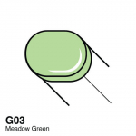COPIC - SKETCH MARKER G03 - MEADOW GREEN