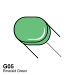 COPIC - SKETCH MARKER G05 - EMERALD GREEN
