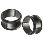 Flare Black Thin Steel Tunnel
