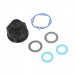 Traxxas 7781 Carrier Differential/X-Ring Gaskets (2)