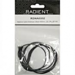 Radiant Reaktor Balance Cable Extension Black 450mm 2S