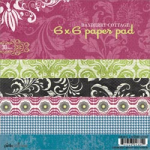 Paperpad/pack 6