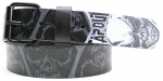 TapouT Printed Skull Belt