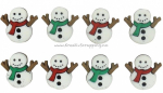 BUTTONS - DRESS IT UP JUL 7494 - SEW CUTE SNOWMEN