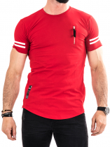 Baxter Tee - Red