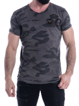 Army Pirate Tee -