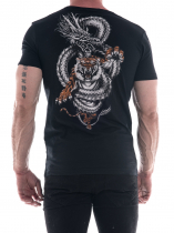 Tiger Raw T-shirt -
