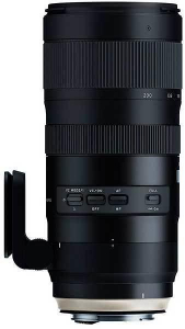 Bilde av Tamron AF SP 70-200/2,8 Di VC USD G2 for Canon