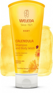 Bilde av WELEDA CALENDULA SHAMPOO & BODY WASH 200ML