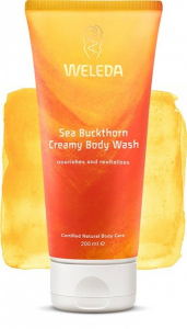 Bilde av WELEDA HAVTORN CREAMY BODY WASH 200ML