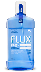 Bilde av FLUX FLUORSKYLL FRESH  MIN 0,2% 500ML