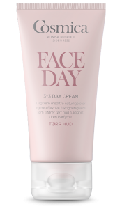 Bilde av COSMICA FACE 3+3 DAY CREAM TØRR HUD 50ML