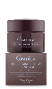 Bilde av COSMICA FACE ANTI AGE 40+ FILLING NIGHT CREAM NORMAL 50ML