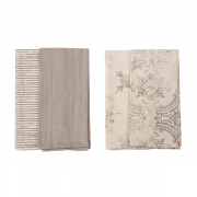 Teatowel Sand Old tile og New