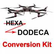 Dodeca Conversion kit for