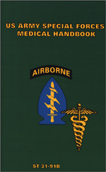 Bilde av United States Army Special Forces Medical Handbook