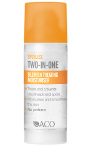 Bilde av ACO SPOTLESS BLEMISH TREATING MOISURISER 50ML