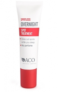 Bilde av ACO SPOTLESS OVERNIGHT TREATMENT 10ML