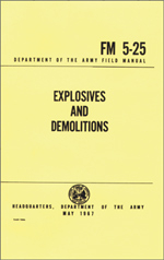 Bilde av Explosives and Demolition