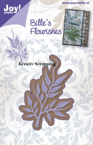 JOY CRAFTS - 6002-0263 - FLORAL FLOURISH - BRANCH TWIG NR. 1