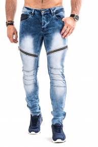 Shadow Jeans - Blue