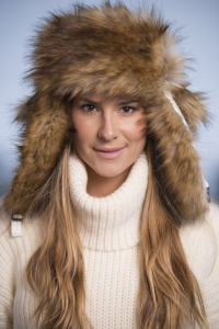 Bilde av Barfota, North pole hat white
