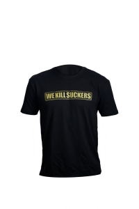 Bilde av Bunker Kings T-Shirt - WKS Gold