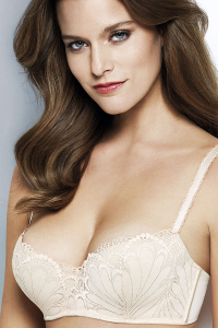 Bilde av Wonderbra Refined Glamour Balconette Push-UP, A-I