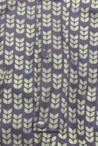 Bilde av Regndress Reinis printed i Purple heart fra Mini A Ture