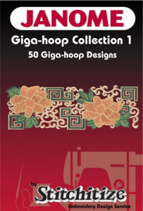 Bilde av Stitchitize Gigahoop Collection I