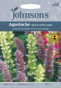 Bilde av Agastache foeniculum Blue and White Mixed