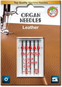 Bilde av (23Hxx) Nåler Leather / Skinn 3x90 2x100 Organ