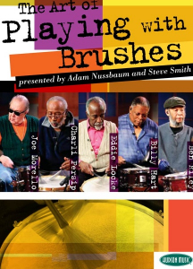 Bilde av The Art of Playing With Brushes DVD