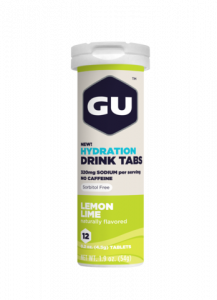Bilde av GU Hydration Drink Tabs Lemon Lime