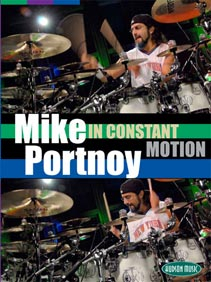 Bilde av Mike Portnoy DVD - In Constant Motion