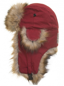 Bilde av Barfota, North pole hat red