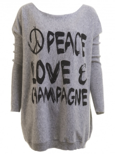 Bilde av Barfota, Sweater PLC grey