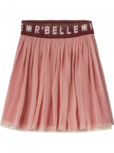 Bilde av Double layer voile skirt with special waistband fra Scotch