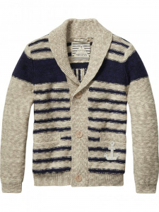 Bilde av After surf cardigan Scotch Shrunk