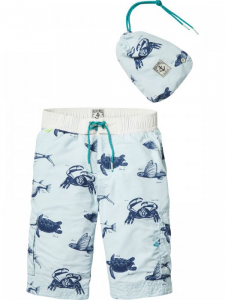 Bilde av All-over printed board shorts fra Scotch Shrunk