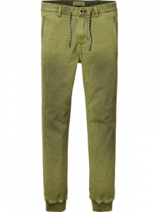 Bilde av Woven Joggers Relaxed slim fit fra Scotch Shrunk