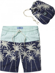 Bilde av Badeshorts Hawaii fra Scotch Shrunk