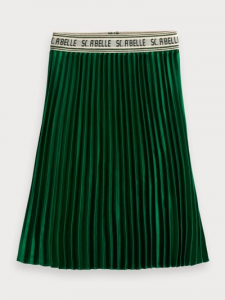 Bilde av Longer length pleated skirt fra Scotch R`Belle