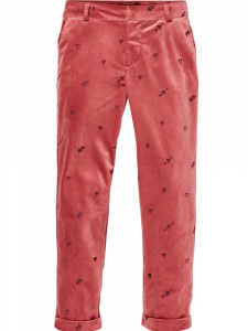Bilde av Velvet Embroidered Trousers fra Scotch R'belle