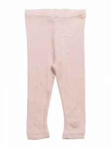 Bilde av Wool - bamoo leggings shadow rose fra Wheat