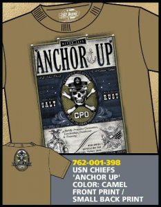 Bilde av Anchor Up T-Skjorte
