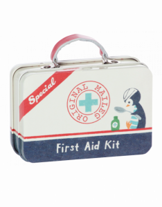 Bilde av Metallkoffert first aid kit fra Maileg