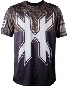 Bilde av HK Custom Tskjorte(Dri Fit) - Mr H Tiger Camo