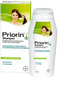 Bilde av PRIORIN SJAMPO 200ML